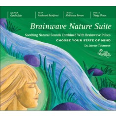 Brainwave Nature Suite (4-CD Set)