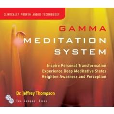 Gamma Meditation System (2-CD Set)