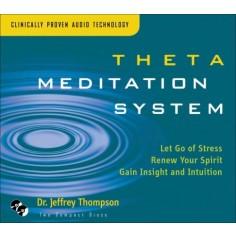 Theta Meditation System 2-CD set