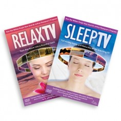 Sleep TV and Relax TV Bundle