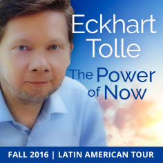 Eckhart Tolle | The Power of Now | Latin American Tour