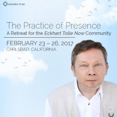 Eckhart Tolle | The Practice of Presence