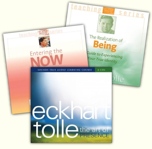 The Essential Eckhart Tolle Collection