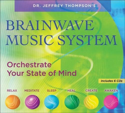 Brainwave Music System 6-CD set