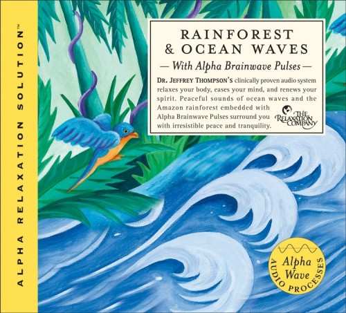Rainforest and Ocean Waves