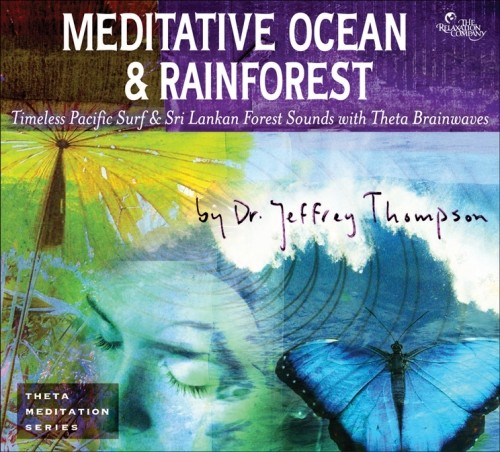 Meditative Ocean & Rainforest (2-CD Set)