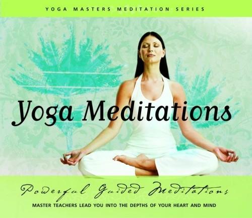 Yoga Meditations (3-CD Set)