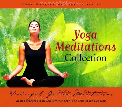 Yoga Meditation Collection (3-CD Set)