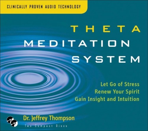Theta Meditation System 2-CD set