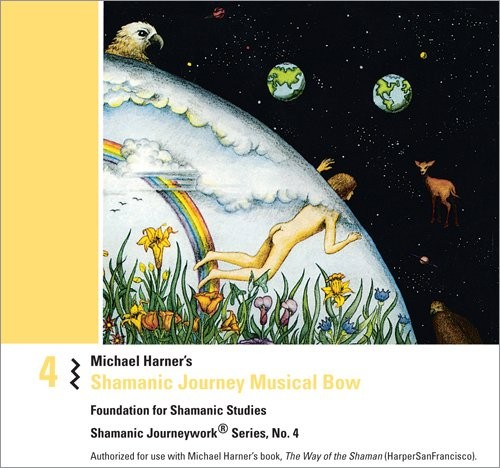 Michael Harner's Shamanic Journey Musical Bow No. 4