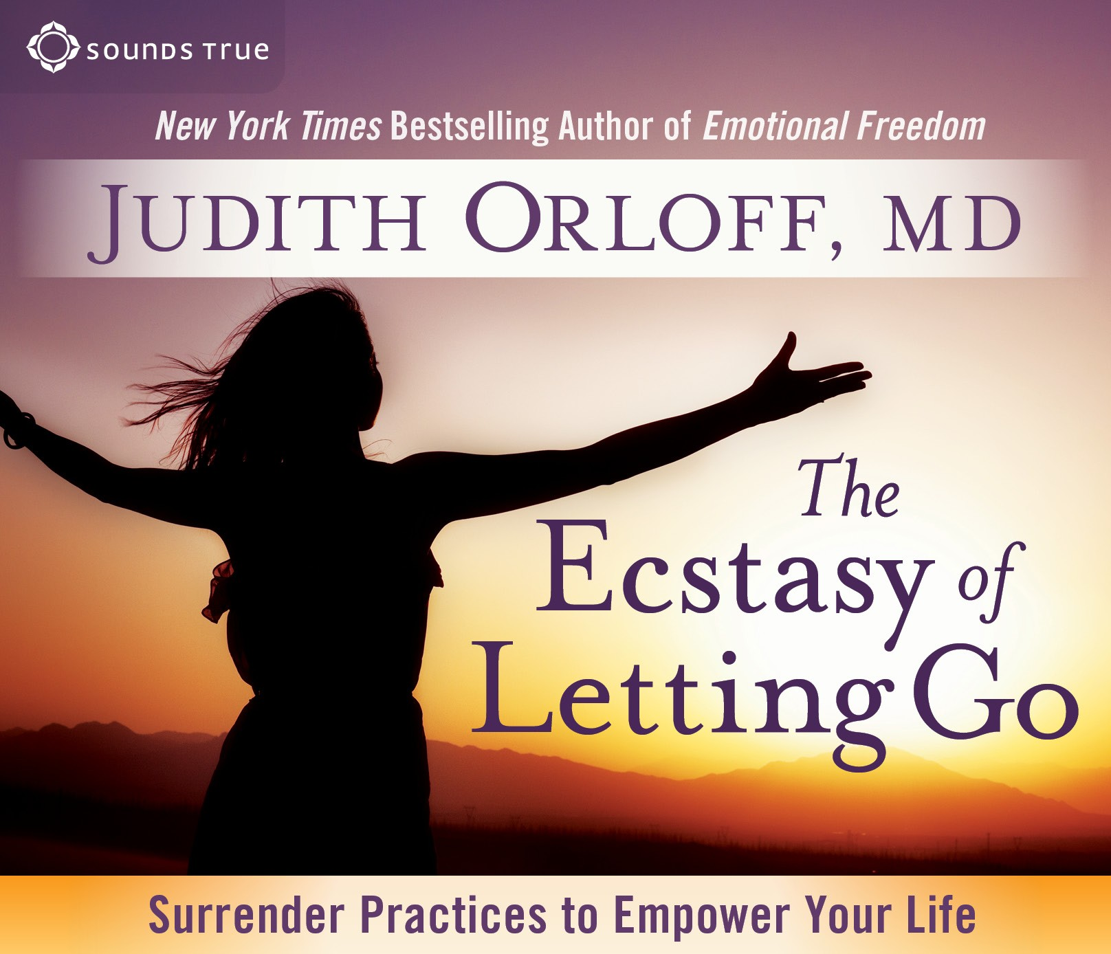 The Ecstasy of Letting Go