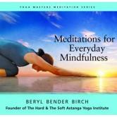 Meditations for Everyday Mindfulness
