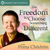The Freedom to Choose Something Different by Pema Chödrön