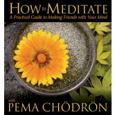 How to Meditate with Pema Chödrön