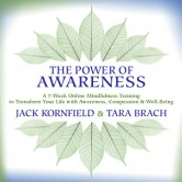 The Power of Awareness (Course Available 10/9/17)